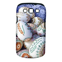 Model Color Traditional Samsung Galaxy S Iii Classic Hardshell Case (pc+silicone) by Nexatart