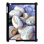 Model Color Traditional Apple iPad 3/4 Case (Black) Front