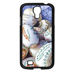Model Color Traditional Samsung Galaxy S4 I9500/ I9505 Case (black) by Nexatart