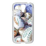 Model Color Traditional Samsung GALAXY S4 I9500/ I9505 Case (White) Front