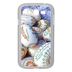 Model Color Traditional Samsung Galaxy Grand Duos I9082 Case (white) by Nexatart