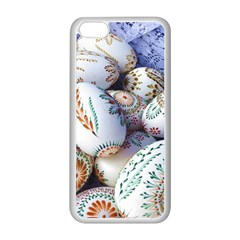 Model Color Traditional Apple iPhone 5C Seamless Case (White)