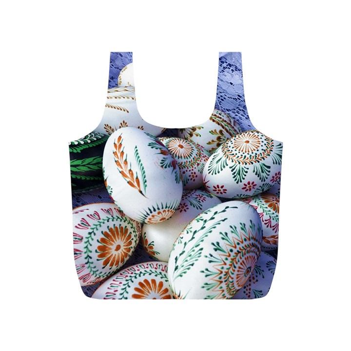 Model Color Traditional Full Print Recycle Bag (S)