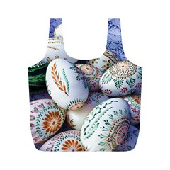 Model Color Traditional Full Print Recycle Bag (M)