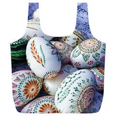 Model Color Traditional Full Print Recycle Bag (XL)