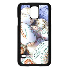 Model Color Traditional Samsung Galaxy S5 Case (black) by Nexatart