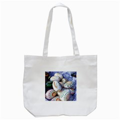 Model Color Traditional Tote Bag (White)