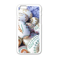Model Color Traditional Apple iPhone 6/6S White Enamel Case