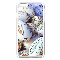 Model Color Traditional Apple Iphone 6 Plus/6s Plus Enamel White Case by Nexatart