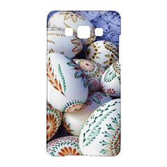 Model Color Traditional Samsung Galaxy A5 Hardshell Case  by Nexatart