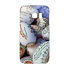 Model Color Traditional Samsung Galaxy S6 Edge Hardshell Case by Nexatart