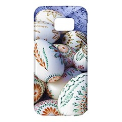 Model Color Traditional Samsung Galaxy S7 Edge Hardshell Case by Nexatart