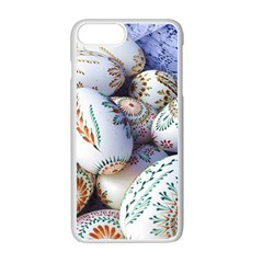 Model Color Traditional Apple iPhone 7 Plus Seamless Case (White)