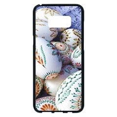 Model Color Traditional Samsung Galaxy S8 Plus Black Seamless Case