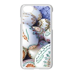 Model Color Traditional Apple iPhone 8 Seamless Case (White)