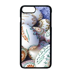 Model Color Traditional Apple iPhone 8 Plus Seamless Case (Black)