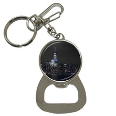 New York Skyline New York City Bottle Opener Key Chains by Nexatart