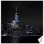 New York Skyline New York City Canvas 16  x 16  16 x16 Canvas - 1