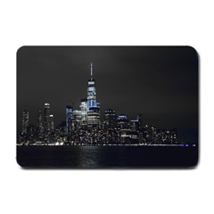 New York Skyline New York City Small Doormat