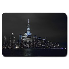 New York Skyline New York City Large Doormat