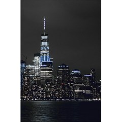 New York Skyline New York City 5 5  X 8 5  Notebook
