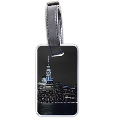 New York Skyline New York City Luggage Tags (two Sides)