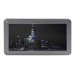 New York Skyline New York City Memory Card Reader (mini) by Nexatart