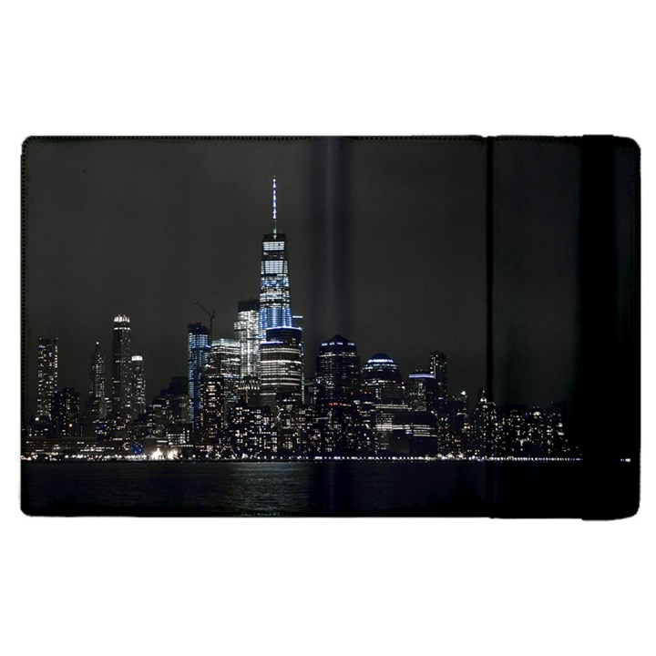 New York Skyline New York City Apple iPad 2 Flip Case