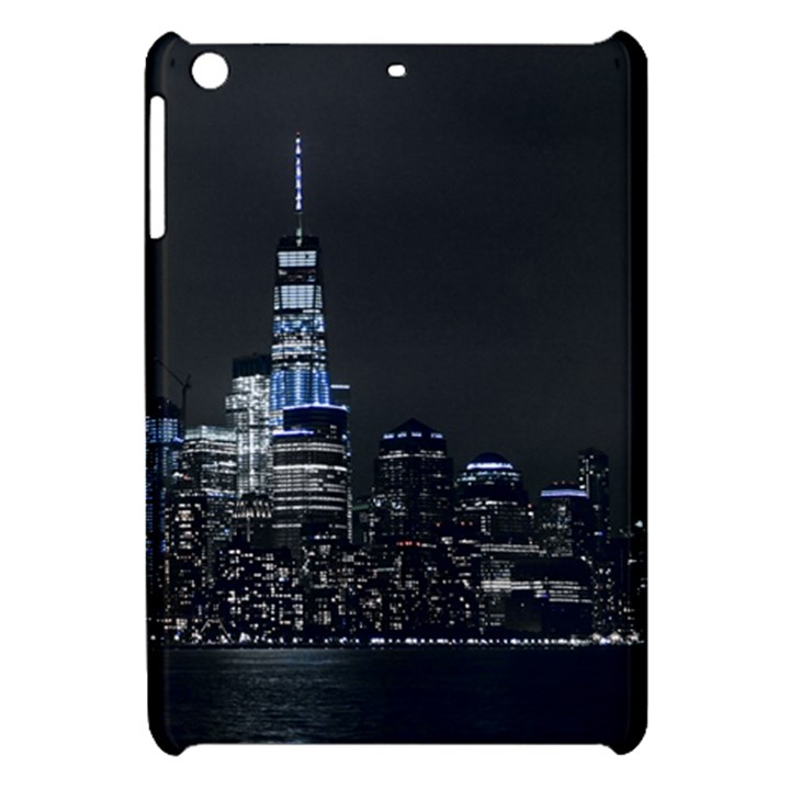 New York Skyline New York City Apple iPad Mini Hardshell Case