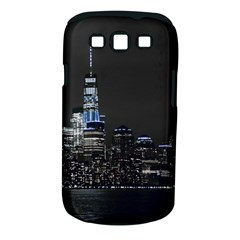 New York Skyline New York City Samsung Galaxy S Iii Classic Hardshell Case (pc+silicone)