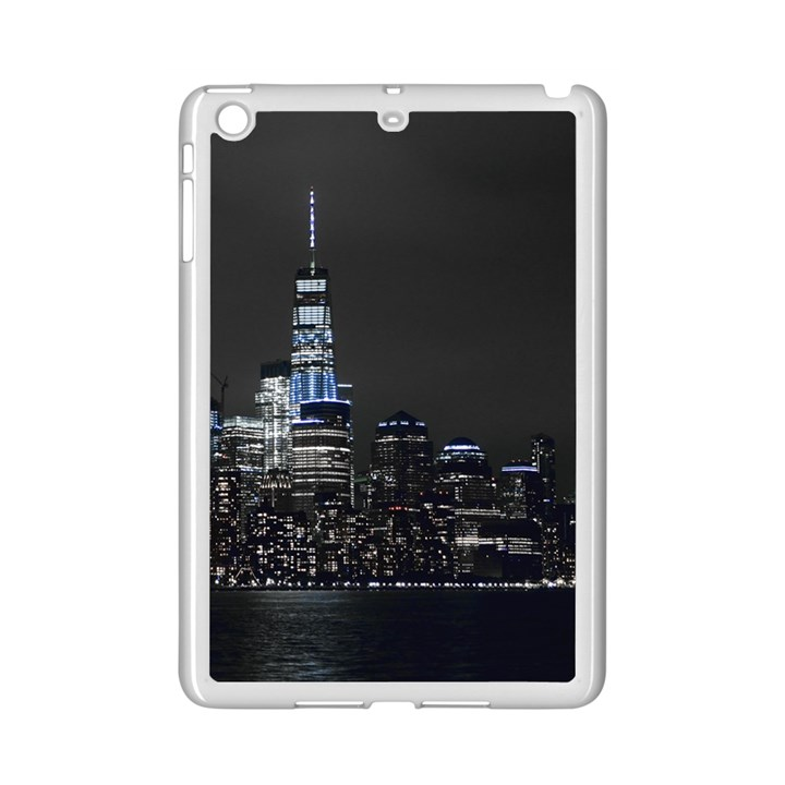 New York Skyline New York City iPad Mini 2 Enamel Coated Cases