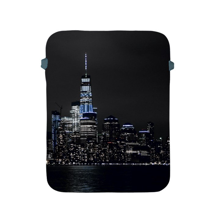 New York Skyline New York City Apple iPad 2/3/4 Protective Soft Cases