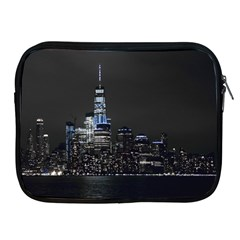 New York Skyline New York City Apple Ipad 2/3/4 Zipper Cases