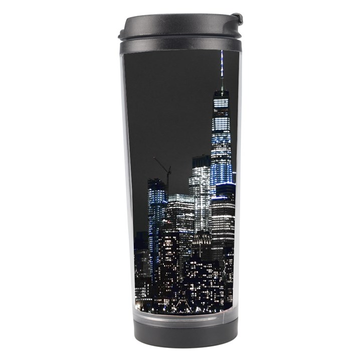 New York Skyline New York City Travel Tumbler