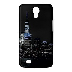 New York Skyline New York City Samsung Galaxy Mega 6 3  I9200 Hardshell Case