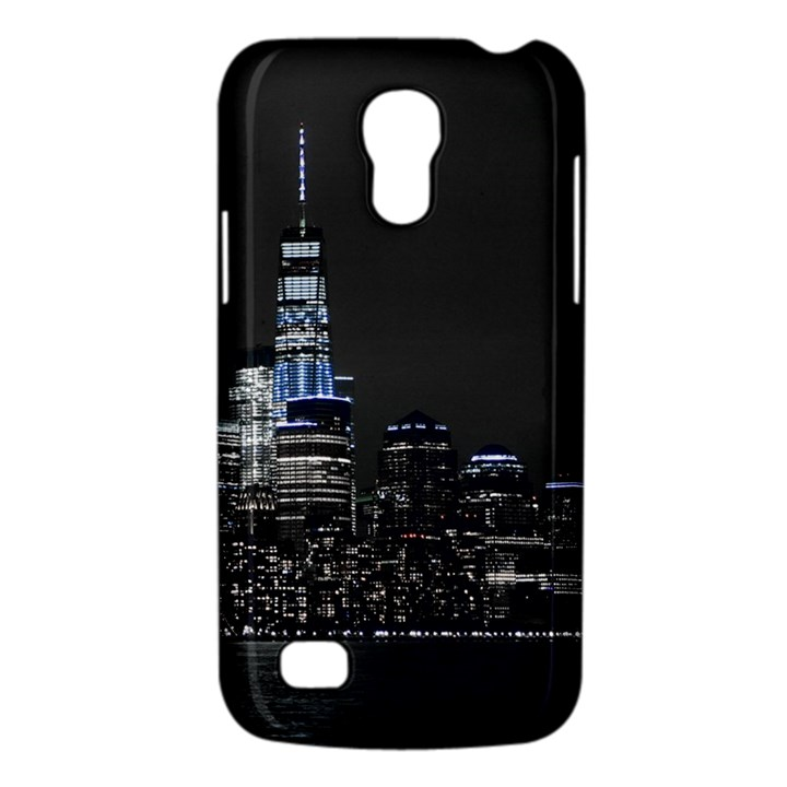 New York Skyline New York City Samsung Galaxy S4 Mini (GT-I9190) Hardshell Case