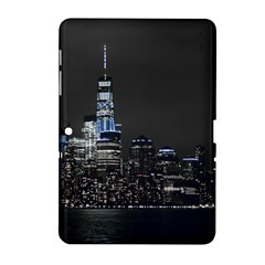 New York Skyline New York City Samsung Galaxy Tab 2 (10 1 ) P5100 Hardshell Case