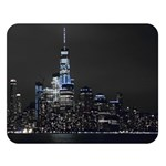 New York Skyline New York City Double Sided Flano Blanket (Large)   Blanket Back