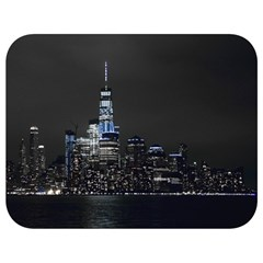 New York Skyline New York City Full Print Lunch Bag