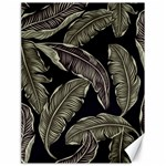 Jungle Leaves Tropical Pattern Canvas 18  x 24  24 x18 Canvas - 1
