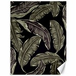 Jungle Leaves Tropical Pattern Canvas 36  x 48  48 x36  Canvas - 1