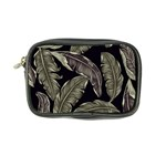 Jungle Leaves Tropical Pattern Coin Purse Front