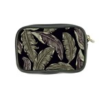 Jungle Leaves Tropical Pattern Coin Purse Back