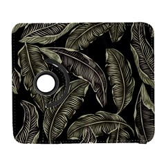 Jungle Leaves Tropical Pattern Samsung Galaxy S  Iii Flip 360 Case