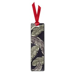 Jungle Leaves Tropical Pattern Small Book Marks