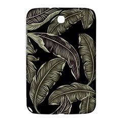 Jungle Leaves Tropical Pattern Samsung Galaxy Note 8 0 N5100 Hardshell Case