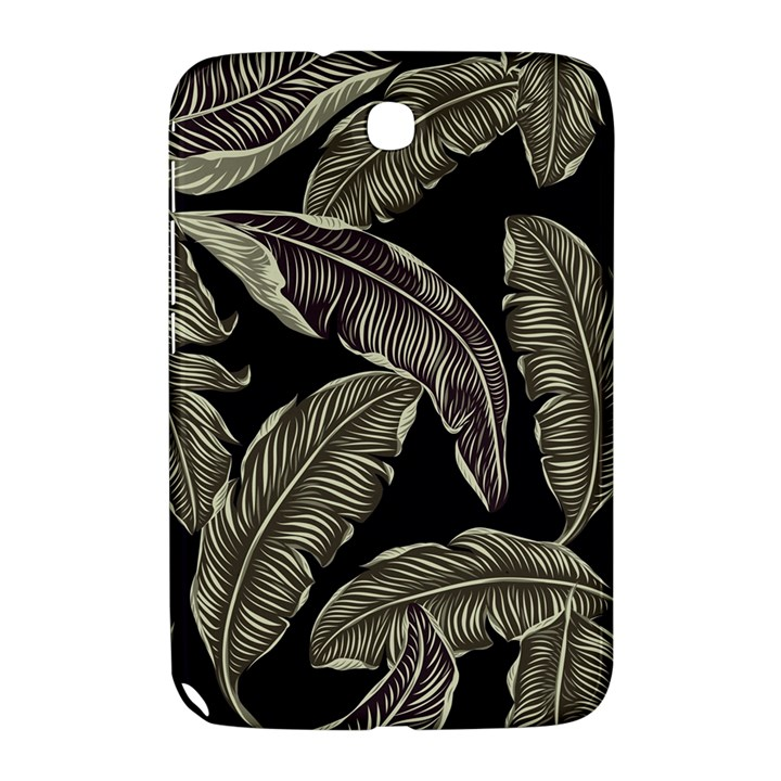 Jungle Leaves Tropical Pattern Samsung Galaxy Note 8.0 N5100 Hardshell Case