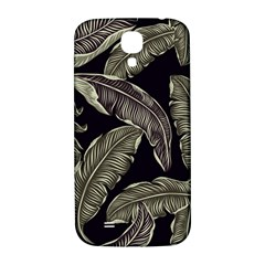 Jungle Leaves Tropical Pattern Samsung Galaxy S4 I9500/i9505  Hardshell Back Case