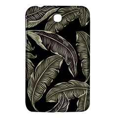 Jungle Leaves Tropical Pattern Samsung Galaxy Tab 3 (7 ) P3200 Hardshell Case