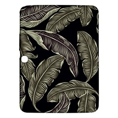 Jungle Leaves Tropical Pattern Samsung Galaxy Tab 3 (10 1 ) P5200 Hardshell Case  by Nexatart